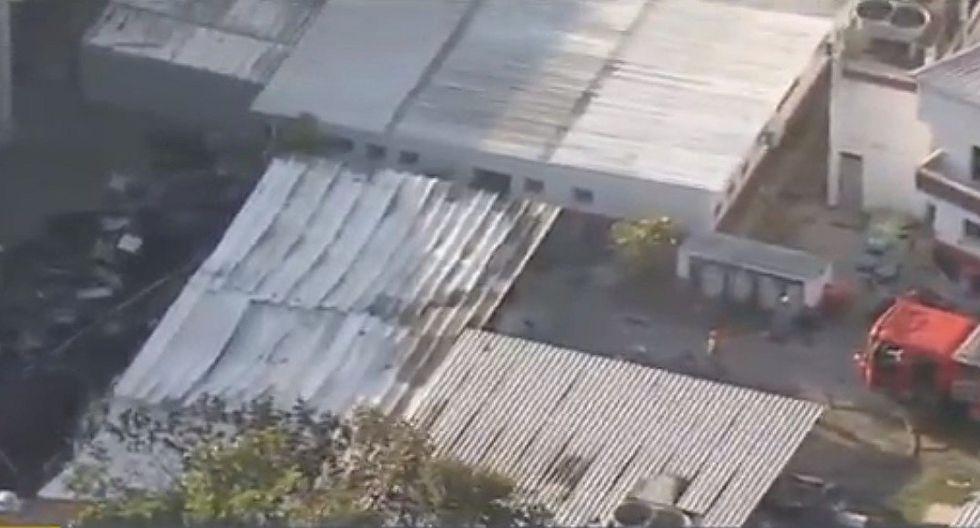 Flamengo: incendio en centro de entrenamiento deja al menos 10 muertos