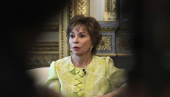 Isabel Allende presenta su nuevo libro basado en la separación y el nuevo amor