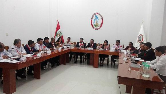 Recortan presupuesto del Consejo Regional de Ayacucho para el periodo 2021