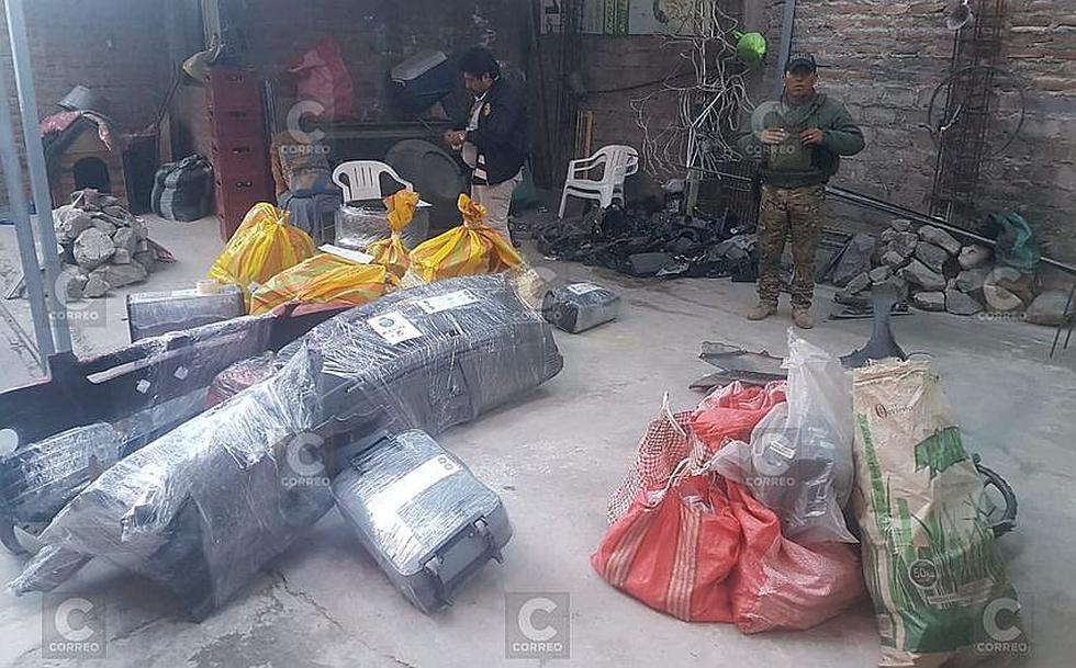 """En Arequipa detienen a """"Los Magos del Misti"""" (FOTOS)"""
