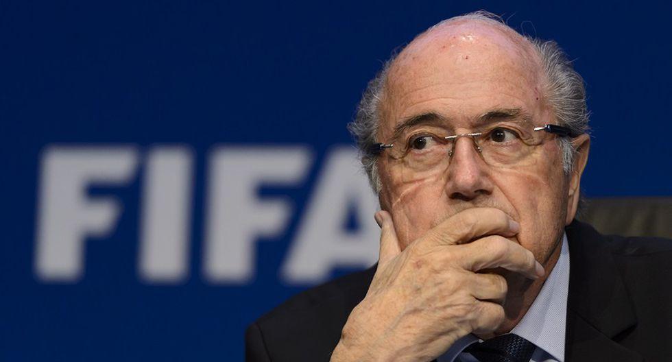Joseph Blatter reaparece mañana para anunciar nuevo Congreso y reformas en FIFA