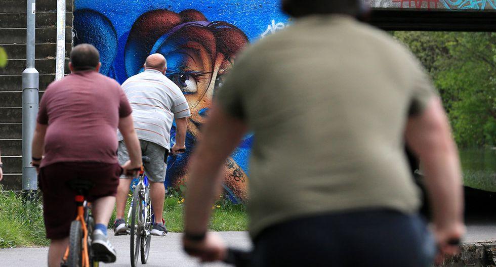En 2016, Perú alcanzó el tercer lugar en sobrepeso y obesidad en la región, solo detrás de México y Chile. (Foto: AFP/Lindsey Parnaby)