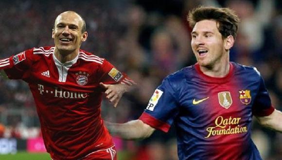 Barcelona – Bayern Munich: Algunos detalles que no conocías