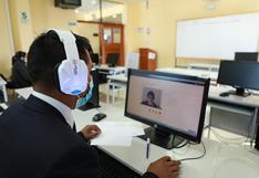 Universidad de Juliaca desarrolló examen de admisión virtual