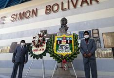 I.E.E. Simón Bolívar celebró 195 años con ceremonia virtual