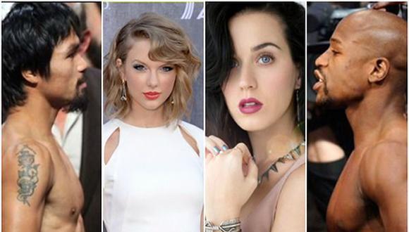 Forbes: ¿Cuáles son las celebridades mejor pagadas?