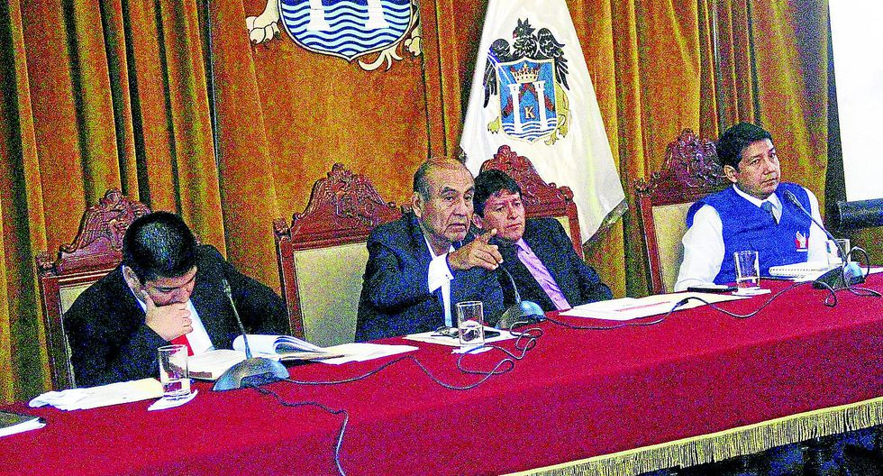 """Alcalde y consorcio """"Trujillo Limpio"""" ya tendrían acuerdo para rescindir contrato"""