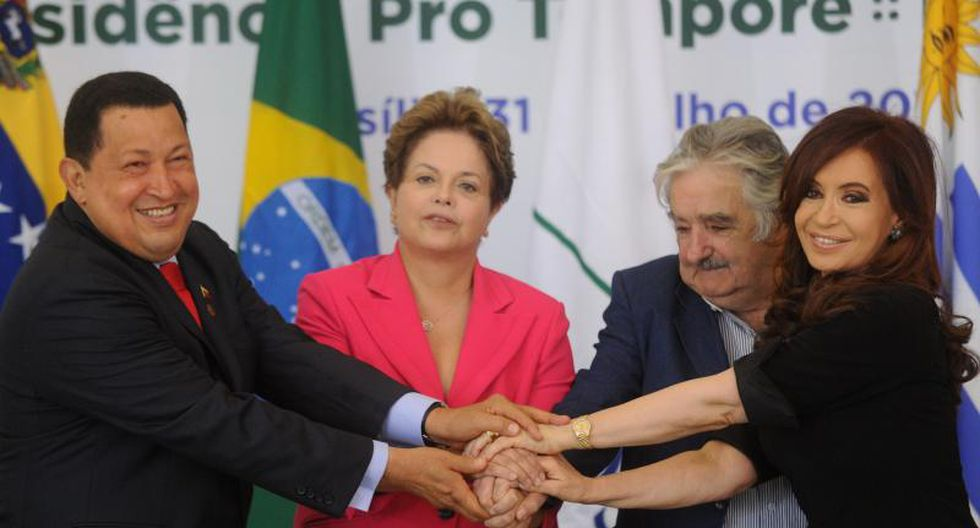 "Dilma Rouseff asegura que Hugo Chávez ""empeoró"""