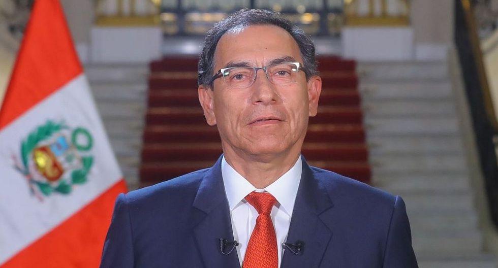 Autorización del viaje de Martín Vizcarra a Chile genera polémica en el Pleno del Congreso
