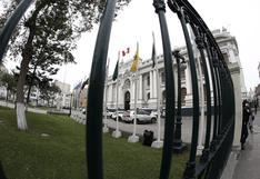 Perú Libre plantea reducir sueldos del presidente, congresistas y ministros