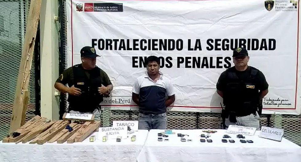 Liberan a hombre acusado de intentar ingresar droga al penal de Tumbes