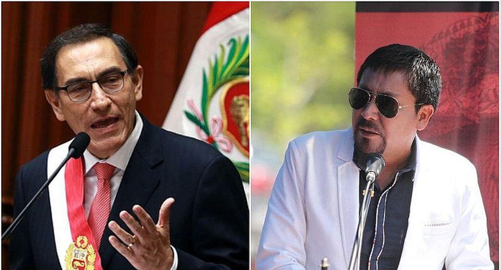 Gobernador de Arequipa no asistió a reunión convocada por Martín Vizcarra