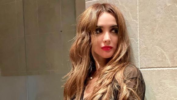 """Rosángela Espinoza se pronuncia tras ser eliminada de """"Esto es guerra"""". (Foto: @rosangelaeslo)."""