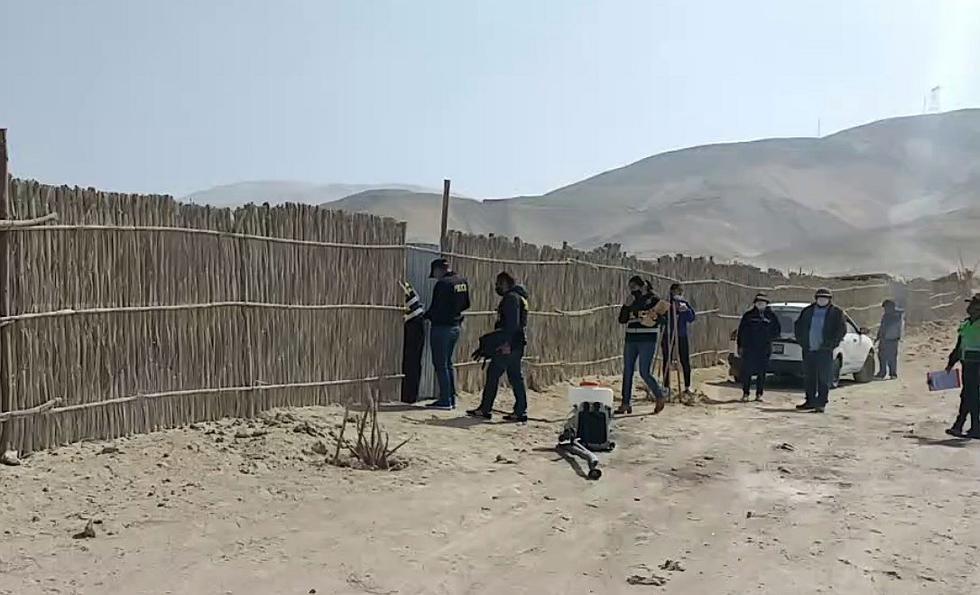 matan de 16 puñaladas a ganadero en Camaná