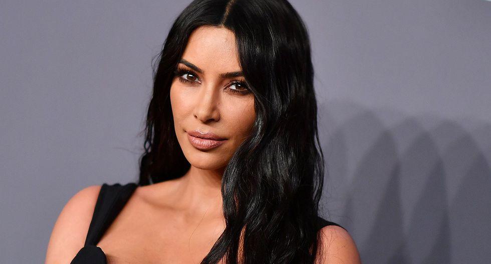 Kim Kardashian compartió en su Instagram brote de psoriasis en su rostro (FOTO)