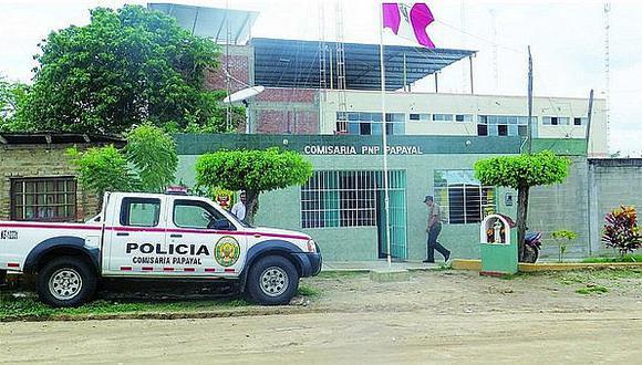 Tres policías son agredidos a patadas por sujetos que celebraban fiesta en Tumbes. (Foto referencial)