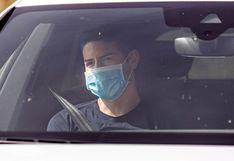 Real Madrid vs. Granada: James Rodríguez quedó fuera, Sergio Ramos regresó a la convocatoria