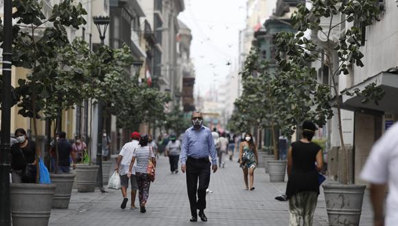 Economía peruana tendría nuevo impulso por la llegada de la vacuna. (Foto: GEC)