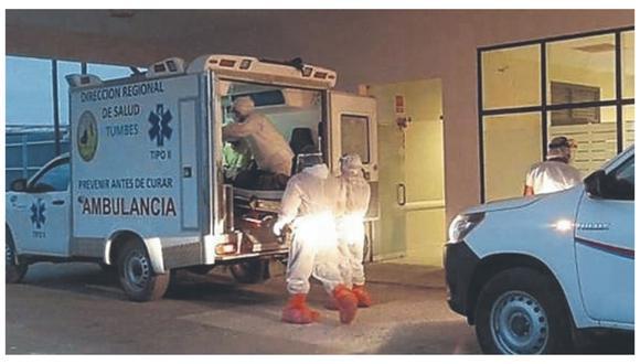 Paciente fue referida a Ciudadela Noé ante la sospecha de estar contagiada de COVID-19 pese a que había superado la enfermedad.