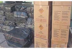 Incautan camión con 15 mil cartuchos de dinamita en Huaraz