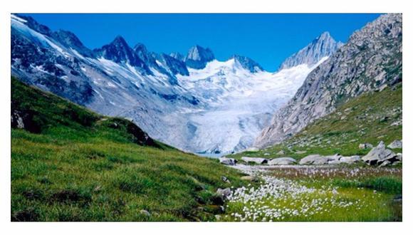 Empresa vende aire de los Alpes y este es el precio de su insólito producto (VIDEO)