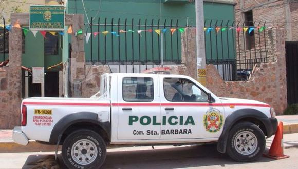 Ambas partes fueron trasladadas hasta la comisaría de la ciudad de Juliaca. (Foto: Referencial)