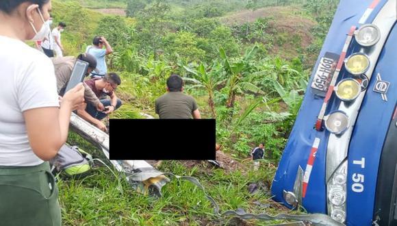 Se desconoce, hasta el momento, el número de fallecidos y heridos que ha dejado este accidente.