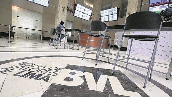 Bolsa de Valores de Lima cae al inicio de sesión afectada por crisis griega