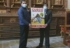 Entregan sello 'Cusco Destino Seguro' a museos con protocolos contra la COVID-19 (FOTOS)