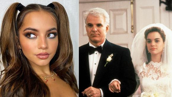 """Isabela Merced será parte de la nueva versión de la película """"Father of the Bride"""". (Foto: @isabelamerced/Netflix)"""
