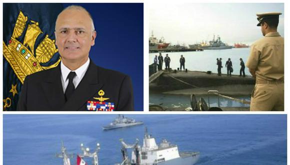 Contralmirante chileno admite que su país realizó espionaje al Perú