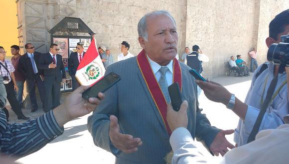 Rodríguez sostiene que respaldará presa Paltuture si comuneros se lo piden