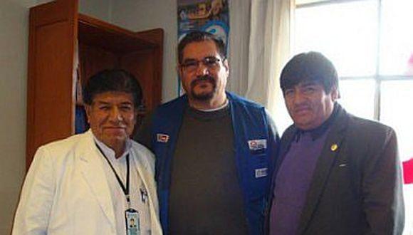 "Huancané: director alega que servidora ""inventó"" despido"