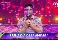 """Gian Piero Díaz no pasará el Día de la Madre con su esposa ni con su madre: """"Las extraño muchísimo"""" (VIDEO)"""