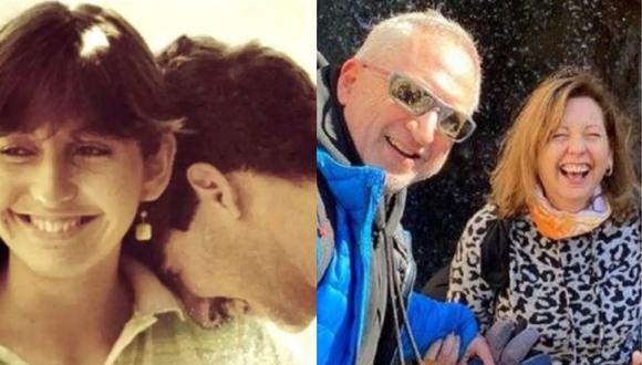 Una historia de amor que se concreta 33 años después de un noviazgo adolescente. | Foto: Facebook.