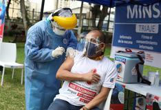 Más de tres millones 801 mil peruanos fueron inmunizados contra la COVID-19