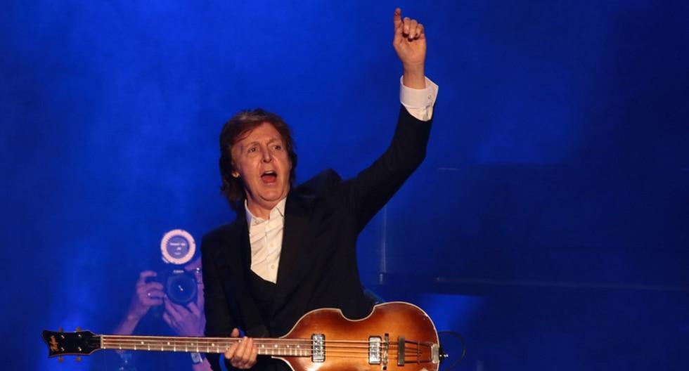 Paul McCartney es el músico más rico del Reino Unido con mil millones de euros