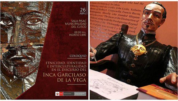 Cusco: Coloquio: 'Etnicidad e identidad en el discurso del Inca Garcilaso de La Vega'