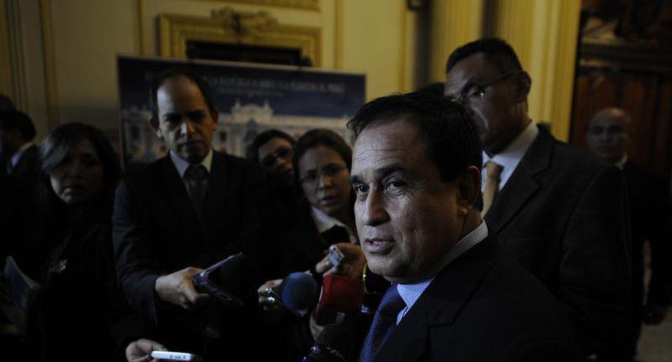 """Oficialismo """"blinda"""" a Humala en el Congreso"""