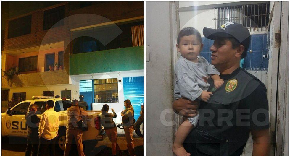 El Agustino: Policía rescata a bebé secuestrado hace 9 meses (FOTOS y VIDEO)