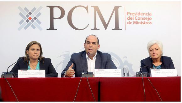 """Fernando Zavala: """"Una cosa es control político y otra es el abuso de poder"""""""
