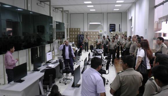 En marzo empezarán a operar en Tacna 150 cámaras de videovigilancia