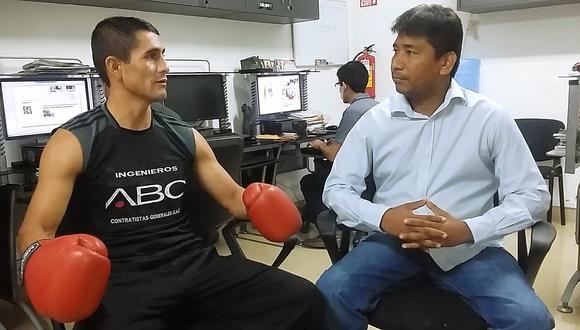 Lambayeque: Boxeador Alder Idrogo está rankeado al Título Mundial Plata