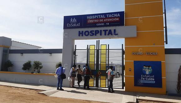 Gobierno dispone que EsSalud utilice hospital en VIñani