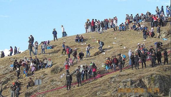 Sacsayhuamán será vigilado y protegido durante el Inti Raymi