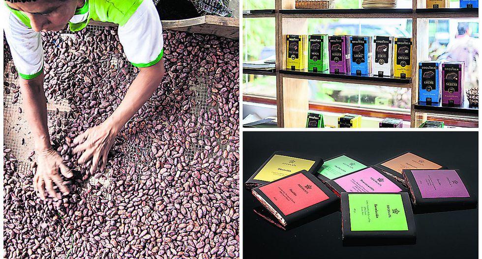 Perú: la oportunidad del cacao de origen