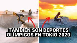 Estos son los nuevos deportes olímpicos que están dando qué hablar en Tokio 2020