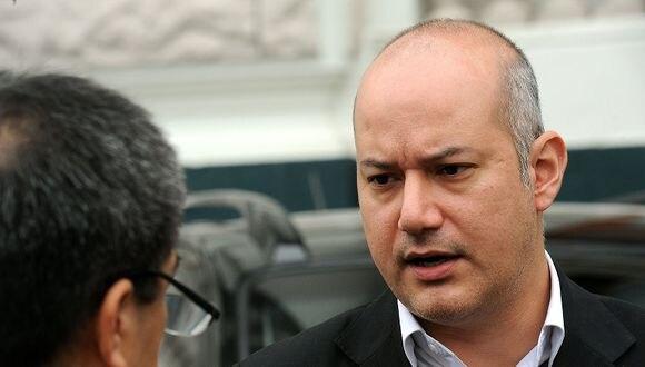 Sergio Tejada pide coherencia a Mauricio Mulder por comisión Martín Belaúnde Lossio