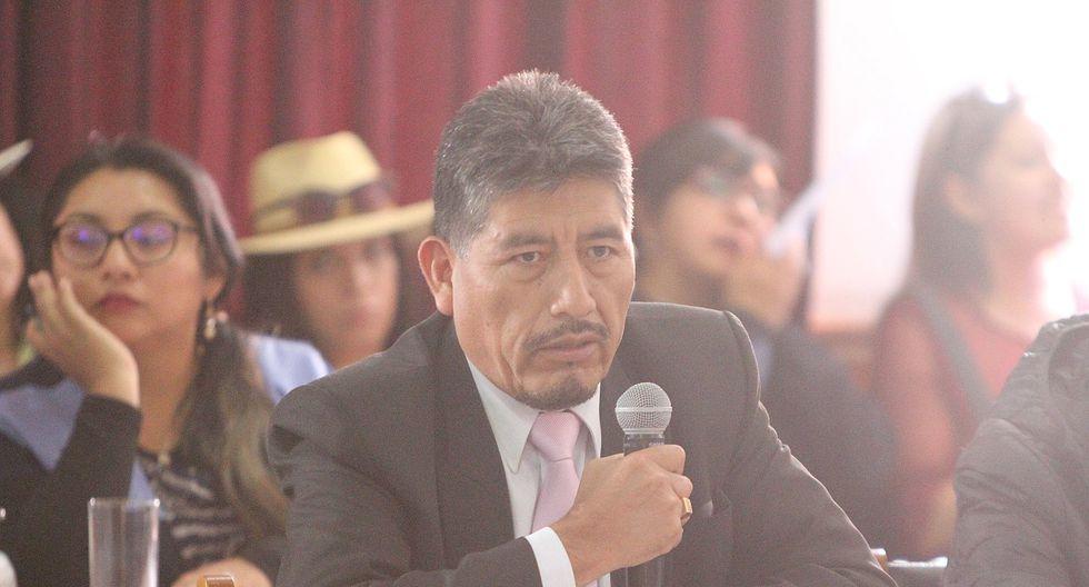 Informe recomienda suspender a alcalde de Mariano Melgar