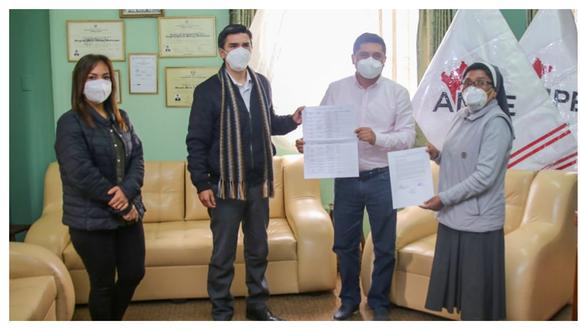 La finalidad es salvar vidas y mitigar los casos del nuevo coronavirus. (Foto: Cortesía)